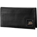 Siskiyou Buckle HDCK55BX Anaheim Ducks? Deluxe Leather Checkbook Cover