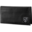 Siskiyou Buckle HDCK75BX Los Angeles Kings? Deluxe Leather Checkbook Cover