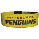 Siskiyou Buckle HEWB100 Pittsburgh Penguins Stretch Bracelets