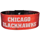 Siskiyou Buckle HEWB10 Chicago Blackhawks Stretch Bracelets