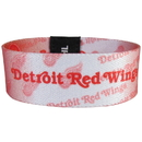 Siskiyou Buckle HEWB110 Detroit Red Wings Stretch Bracelets