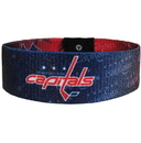 Siskiyou Buckle Washington Capitals Stretch Bracelets, HEWB150