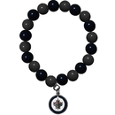 Siskiyou Buckle Winnipeg Jets Fan Bead Bracelet, HFBB155