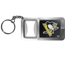 Siskiyou Buckle Pittsburgh Penguins Flashlight Key Chain with Bottle Opener, HFBK100