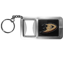 Siskiyou Buckle Anaheim Ducks Flashlight Key Chain with Bottle Opener, HFBK55