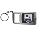 Siskiyou Buckle Los Angeles Kings Flashlight Key Chain with Bottle Opener, HFBK75