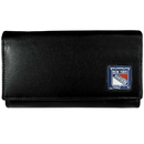 Siskiyou Buckle HFW105 New York Rangers? Leather Women's Wallet