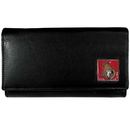 Siskiyou Buckle HFW120 Ottawa Senators? Leather Women's Wallet