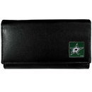 Siskiyou Buckle HFW125 Dallas Stars Leather Women's Wallet