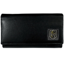 Siskiyou Buckle HFW165 Vegas Golden Knights Leather Women's Wallet