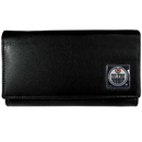 Siskiyou Buckle HFW90 Edmonton Oilers? Leather Women's Wallet