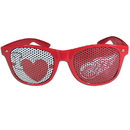 Siskiyou Buckle HHGD110 Detroit Red Wings I Heart Game Day Shades