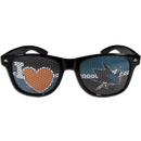Siskiyou Buckle HHGD115B San Jose Sharks I Heart Game Day Shades