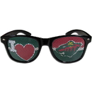 Siskiyou Buckle HHGD145B Minnesota Wild I Heart Game Day Shades