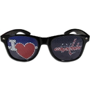 Siskiyou Buckle HHGD150B Washington Capitals I Heart Game Day Shades