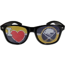 Siskiyou Buckle HHGD25B Buffalo Sabres I Heart Game Day Shades