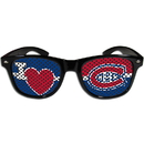 Siskiyou Buckle HHGD30B Montreal Canadiens I Heart Game Day Shades