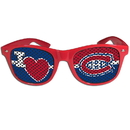 Siskiyou Buckle HHGD30 Montreal Canadiens I Heart Game Day Shades