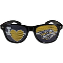 Siskiyou Buckle HHGD40B Nashville Predators I Heart Game Day Shades