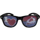 Siskiyou Buckle HHGD5B Colorado Avalanche I Heart Game Day Shades