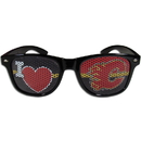 Siskiyou Buckle HHGD60B Calgary Flames I Heart Game Day Shades