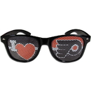 Siskiyou Buckle HHGD65B Philadelphia Flyers I Heart Game Day Shades