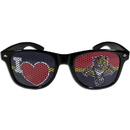 Siskiyou Buckle HHGD95B Florida Panthers I Heart Game Day Shades