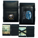 Siskiyou Buckle HJL25 Buffalo Sabres Leather Jacob's Ladder Wallet