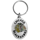 Siskiyou Buckle HK10 NHL Key Ring - Blackhawks?