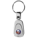 Siskiyou Buckle New York Islanders Steel Teardop Key Chain, HKP70