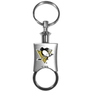 Siskiyou Buckle Pittsburgh Penguins Valet Key Chain, HKPV100