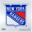 Siskiyou Buckle New York Rangers 8 inch Logo Magnets, HLAM105