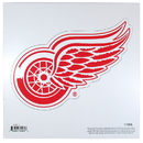 Siskiyou Buckle Detroit Red Wings 8 inch Logo Magnets, HLAM110