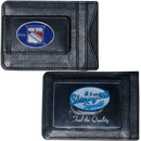 Siskiyou Buckle HLMC105 New York Rangers? Leather Cash & Cardholder