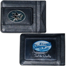 Siskiyou Buckle HLMC115 San Jose Sharks? Leather Cash & Cardholder