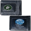 Siskiyou Buckle HLMC125 Dallas Stars Leather Cash & Cardholder