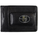 Siskiyou Buckle HLMC165 Vegas Golden Knights Leather Cash & Cardholder