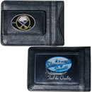 Siskiyou Buckle HLMC25 Buffalo Sabres? Leather Cash & Cardholder