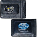 Siskiyou Buckle HLMC40 Nashville Predators? Leather Cash & Cardholder