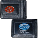 Siskiyou Buckle HLMC50 New Jersey Devils? Leather Cash & Cardholder