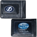 Siskiyou Buckle HLMC80 Tampa Bay Lightning? Leather Cash & Cardholder