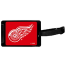 Siskiyou Buckle Detroit Red Wings Luggage Tag, HLTS110