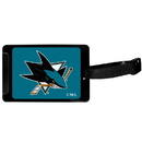 Siskiyou Buckle San Jose Sharks Luggage Tag, HLTS115