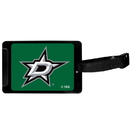 Siskiyou Buckle Dallas Stars Luggage Tag, HLTS125