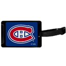 Siskiyou Buckle Montreal Canadiens Luggage Tag, HLTS30