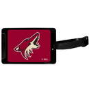 Siskiyou Buckle Arizona Coyotes Luggage Tag, HLTS45