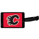 Siskiyou Buckle Calgary Flames Luggage Tag, HLTS60