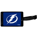 Siskiyou Buckle Tampa Bay Lightning Luggage Tag, HLTS80