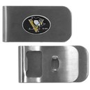 Siskiyou Buckle HMC100BO Pittsburgh Penguins? Bottle Opener Money Clip