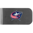 Siskiyou Buckle Columbus Blue Jackets Logo Bottle Opener Money Clip, HMC130BP